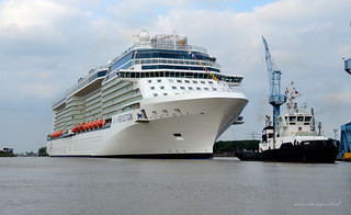 Celebrity Reflection  in Papenburg Germany (09) | by John de Grooth