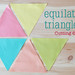 Cutting Equilateral Triangles ~ A Tutorial