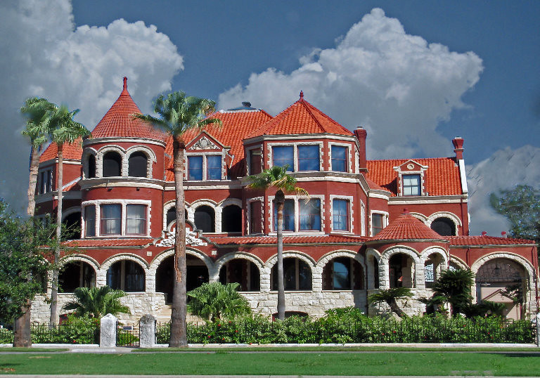 Moody Mansion Moody Mansion Is Based In Galveston Texas