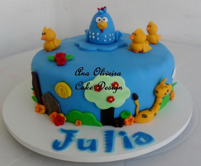 Expo Cake Design 2018 Rio De Janeiro : Bolo Galinha pintadinha Flickr - Photo Sharing!