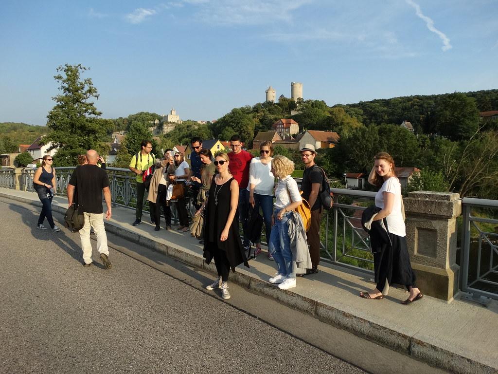 Kick-off seminar Social Media Volunteers for Heritage - Weimar 28/08 - 02/09/2016
