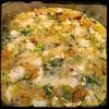 #Frittata #zucchini #blossoms #Homemade #CucinaDelloZio -