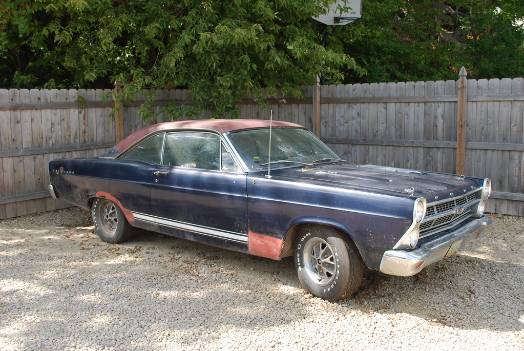 1967 Fairlane Gt 390 A 1967 Ford Fairlane Gt 390 Picked