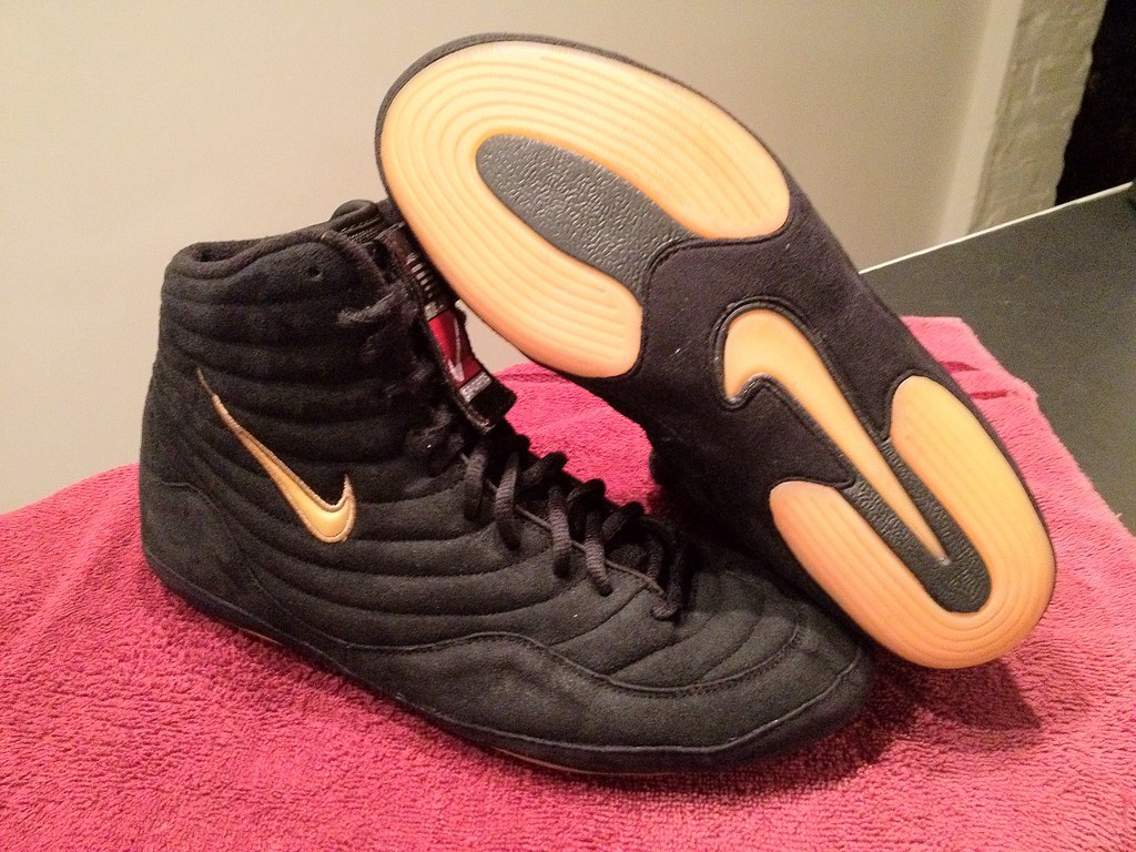 OG reissue Nike Inflict Wrestling shoes - GONE | Size 10.5 F… | Flickr