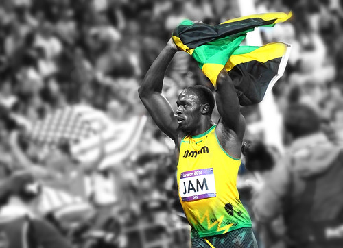 Bolt: Gold Medal Number 3 | by Chris Snowden