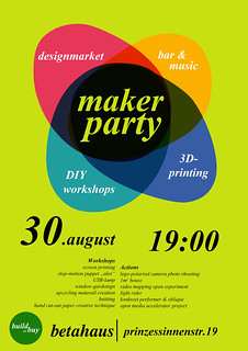 Makerparty | by Open Design City