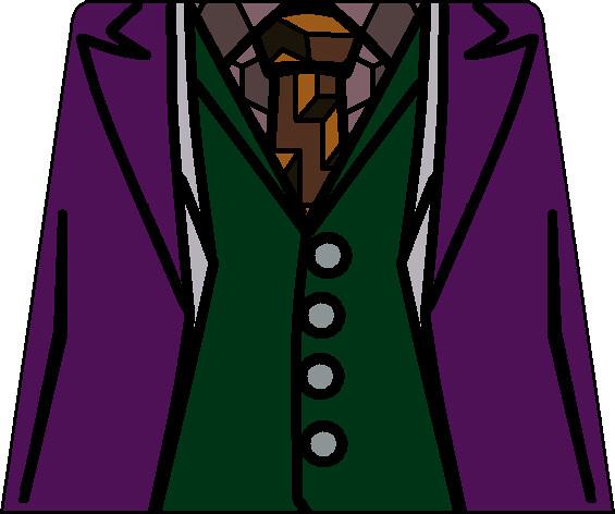 Joker Torso | It is a lego joker torso decal from the ...