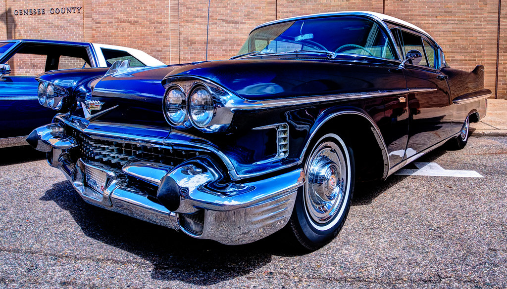 1958 Cadillac Hdr 2012 Quot Back To The Bricks Quot Car Show