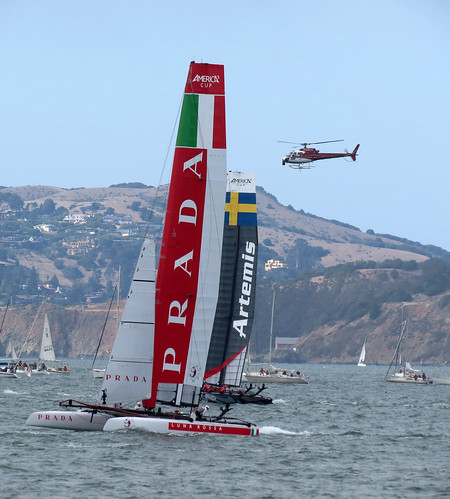 America's cup AC World Series 24 | by ushlavtuman