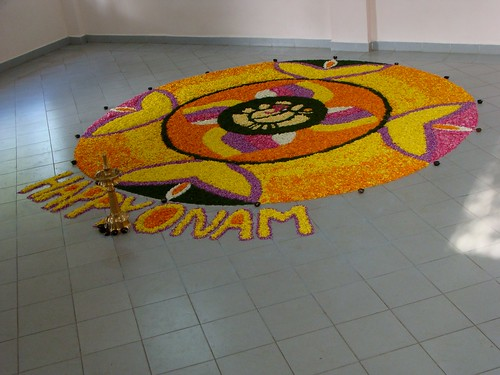 Onam Celebration in Amrita University, Ettimadai-2 | by v s raam (on/off)