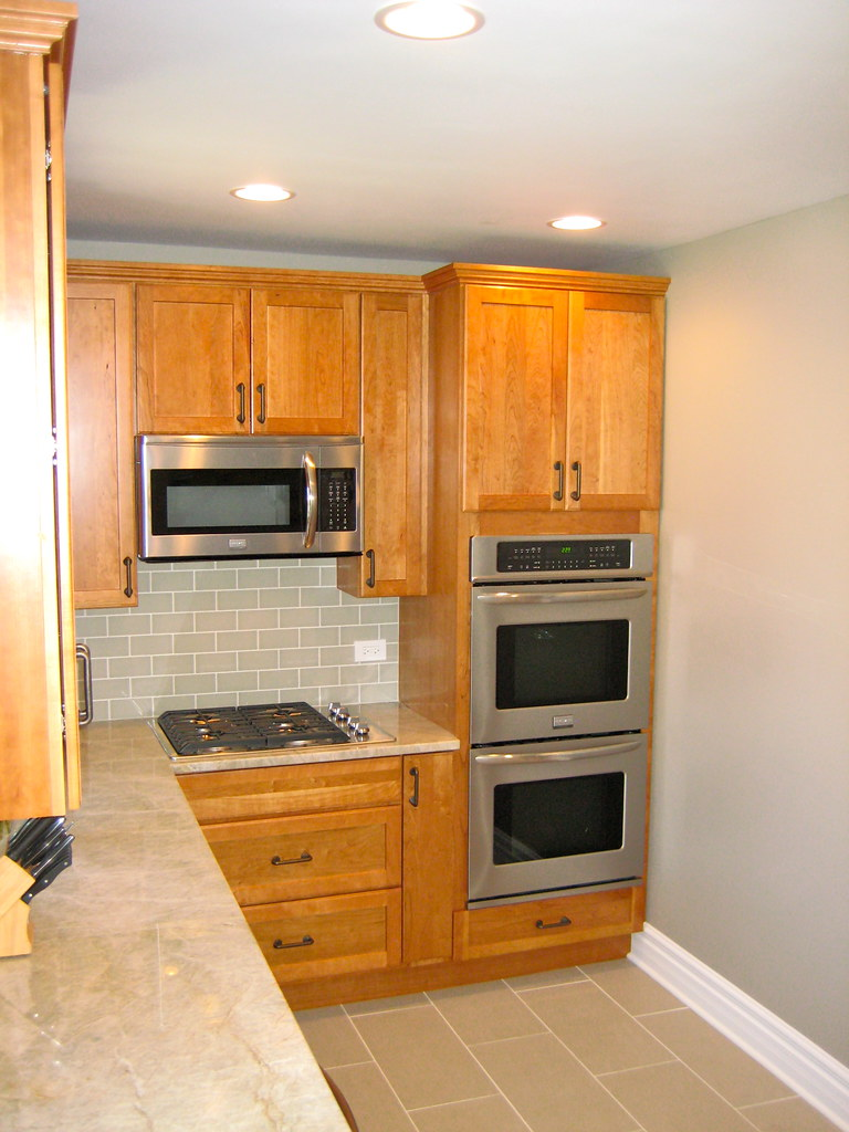 Kitchen Remodeling, Norwood Park, Chicago, IL | A-1 PAM Plastering ...