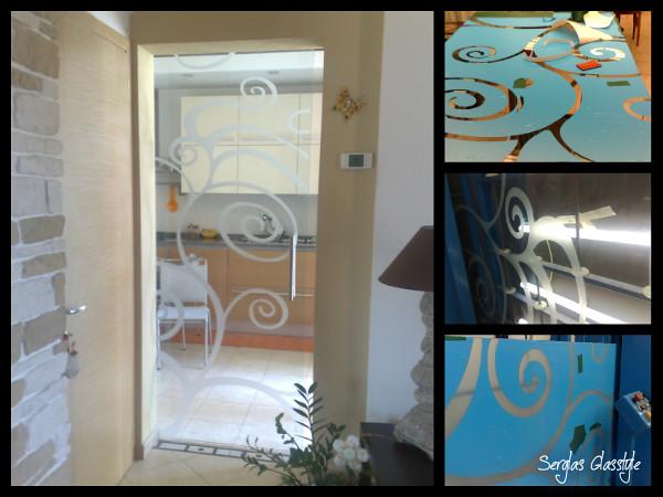 Glasstyle venezia mestre treviso porte scorrevoli decorato… | Flickr