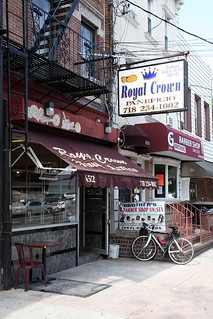 Royal Crown Paneficio, Dyker Heights, Brooklyn | by Eating In Translation
