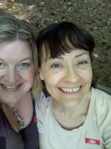 "Laura and Me at Edith Wharton's ""The Mount"" 