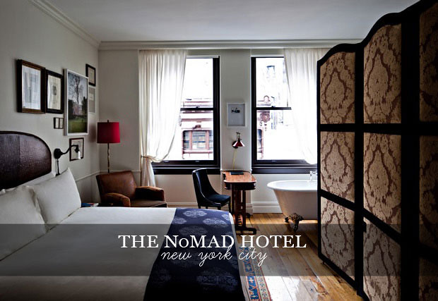 Nomad Hotel Nyc Addreb