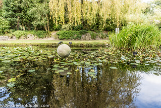On The Ball by Michael McWilliams: Sculpture In Context 2012 at the National Botanic Gardens | by infomatique