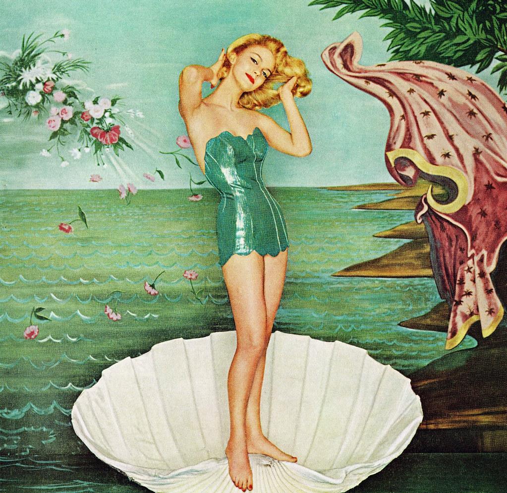 The Birth of Venus Essay Sample