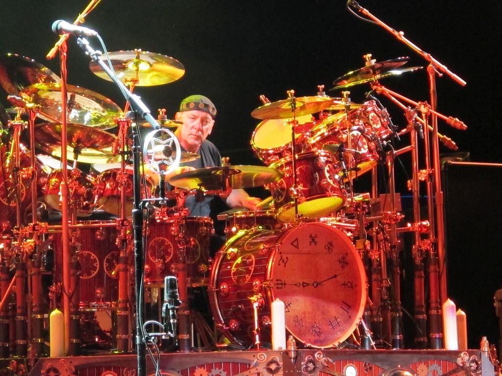 Rush - Neil Peart | Clockwork Angels Tour Setlist: Set One ...
