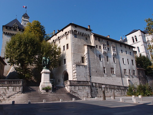 Castle of the Dukes of Savoy @ Chambery | by *_*