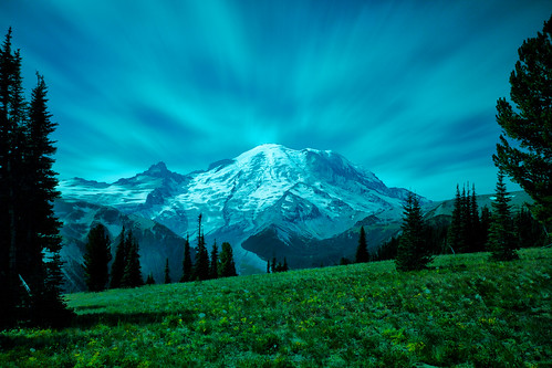 Mt. Rainier Acid Trip | by John Westrock