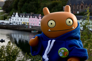 Uglyworld #1682 - Portree Harbour - (Project TW - Image 261-366) | by www.bazpics.com