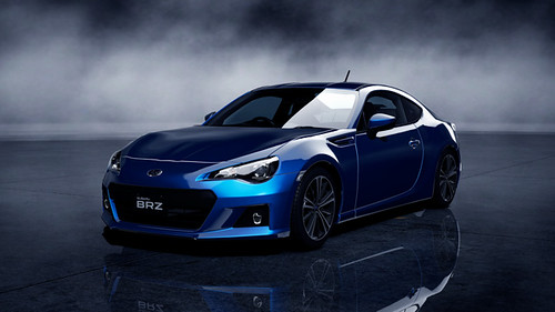 Gran Turismo 5 DLC: Subaru BRZ S '12 | by PlayStation.Blog
