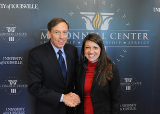Director Petraeus visits the McConnell Center | by McConnell Center