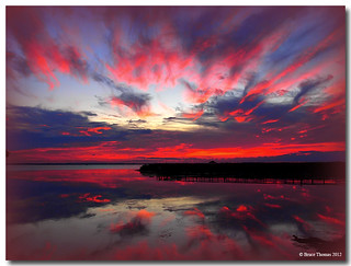 Albermarle Sound Sunset II - Sept 2012 | by Colorado Scenics