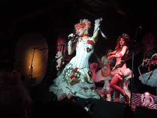 Emilie Autumn 2008 - Corporation, Sheffield #10 | by Sound Asleepx