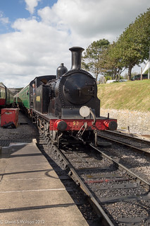 M7 No. 53 Arrives at Swanage | by David S Wilson