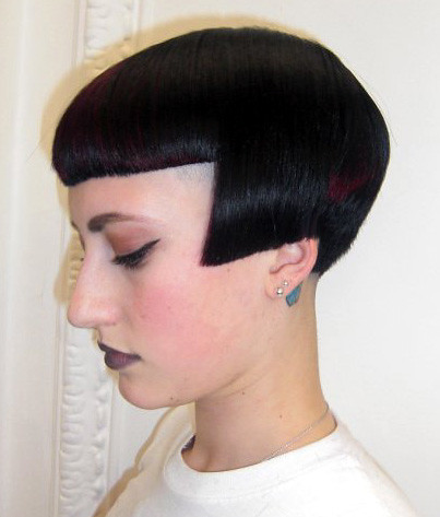 Modern Pageboy Haircut Schmalzer24 Flickr