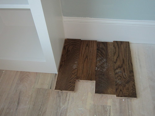 Provincial Stain No Poly Yet 1 Common Red Oak With