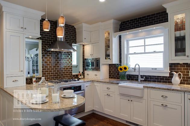 Traditional kitchen drury design 512 n main street glen for Gail drury kitchen designs