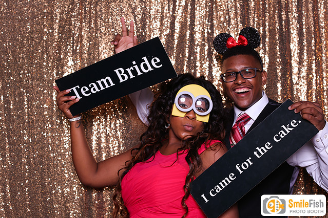 The White Room Wedding St. Augustine Photo Booth Rental