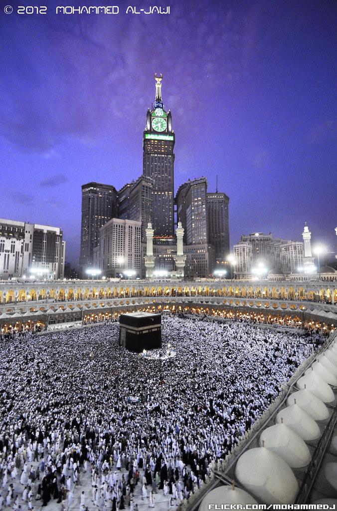 Mekkah Facebook 500px Tumblr Twitter