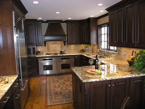 High end kitchen remodel queens new york high end for Average cost of high end kitchen remodel