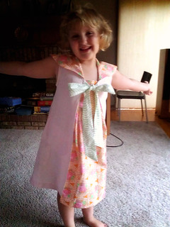 Ella's Latest won't-take-it-off Dress | by OneGirlCircus