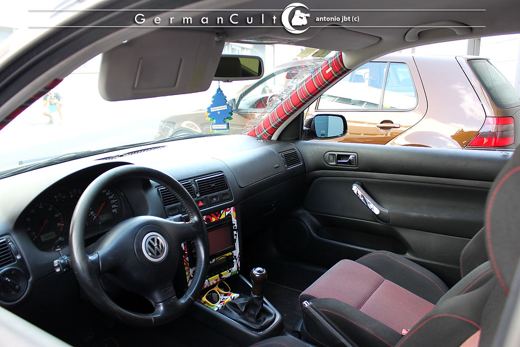 Interior Vw Golf Mk4 Aj Photography Flickr