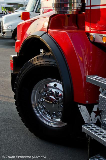 Jamie davis motor truck western star 4900 sb flickr for Jamie davis motor truck