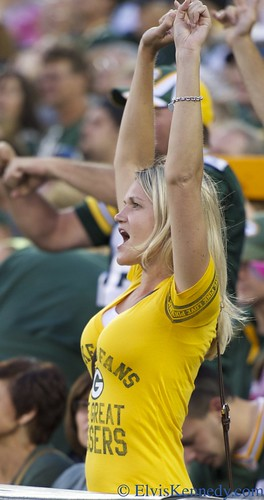 Packers Fan | by elviskennedy