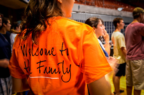 Convocation formally welcomes new students to the Auburn Family as a member of the 2012 first year class | by Auburn University