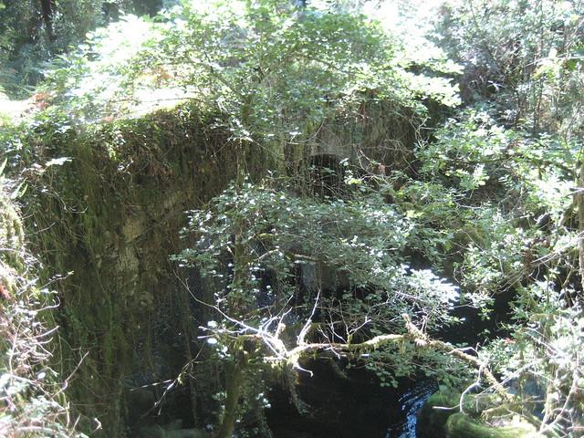Ponte Gaiteira en Lousame
