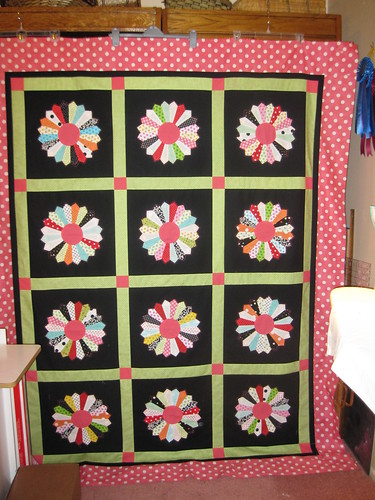 Dottie Dresden quilt - full view | by Sewmama123