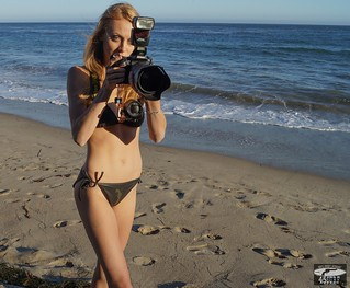 Tall, Thin, Fit, Blonde Bikini Swimsuit Model Modeling Nikon D800 | by 45SURF Hero's Odyssey Mythology Landscapes & Godde