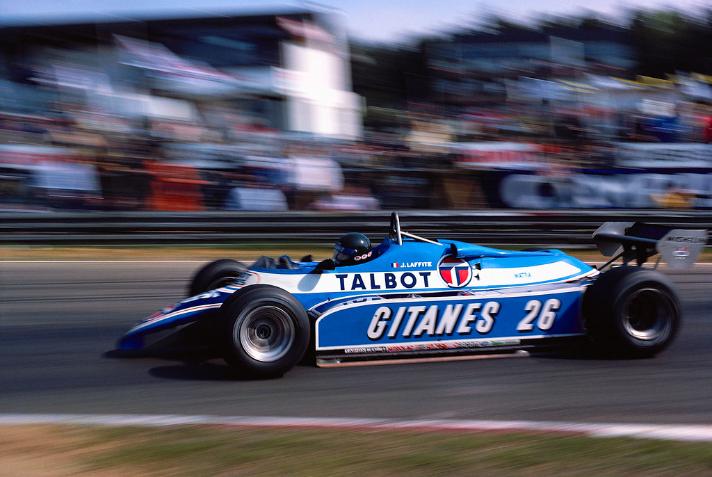 00054 jaques laffite ligier js17 zolder 1982 flickr. Black Bedroom Furniture Sets. Home Design Ideas
