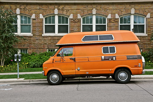 Van. | by Urban Camper.