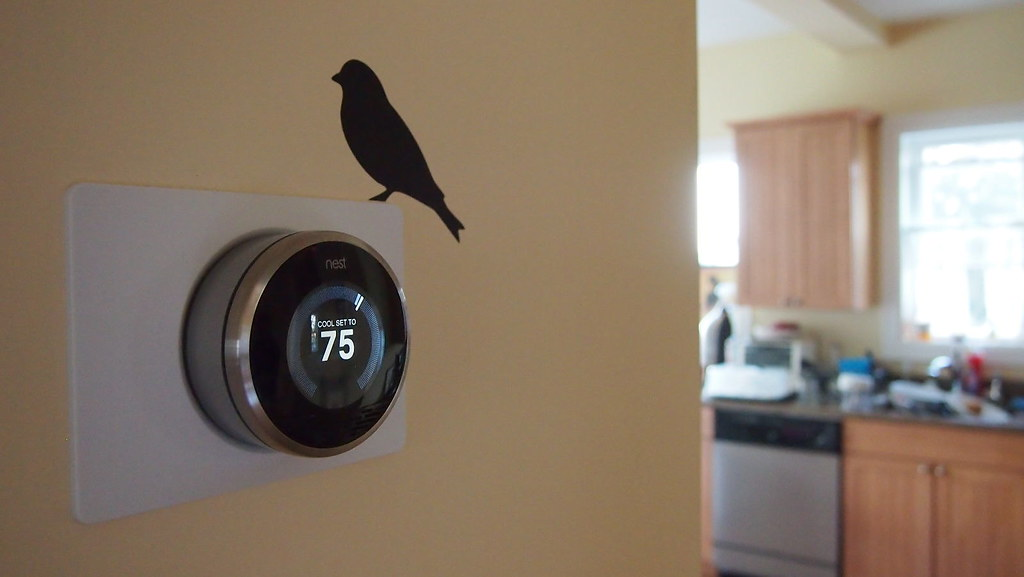 Get a Smart Home Thermostat