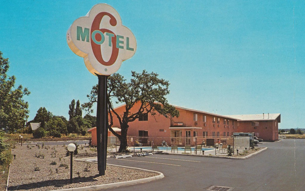 Motel 6 - Salem, Oregon