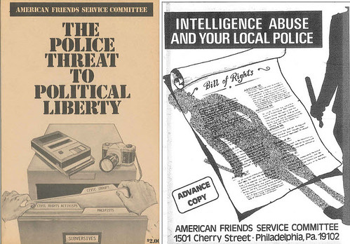 "1979: Exposed the activities of domestic ""secret police"" 