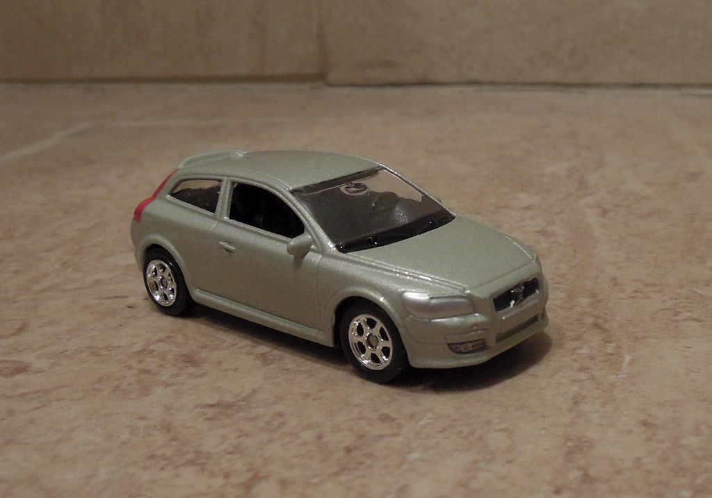 Volvo C30 Welly Scale 1 60 Sam Flickr